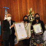 Rinden homenaje al doctor Mario Roberto Morales